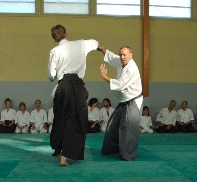 regis soavi aikido distance