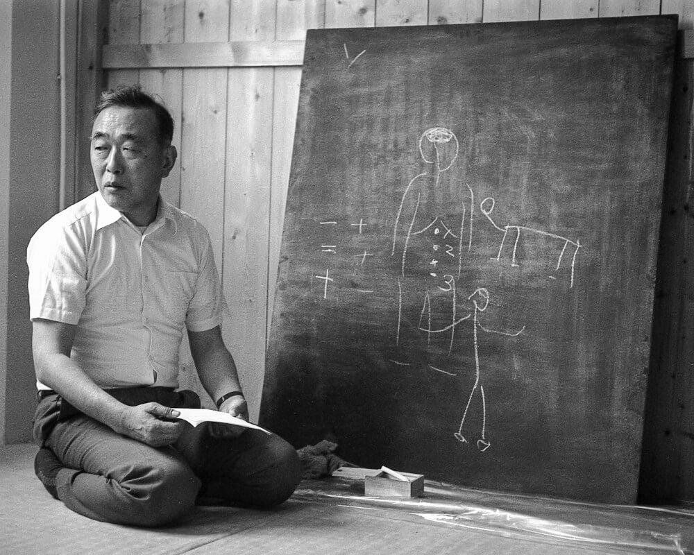 Itsuo Tsuda, respiration